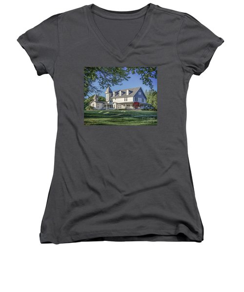 Sonnet House Women's V-Neck T-Shirt