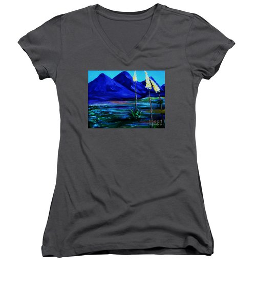 Sonora Women's V-Neck
