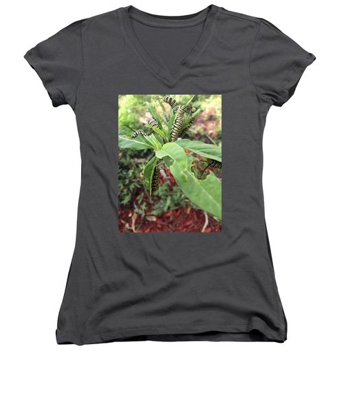 Soon To Change Women's V-Neck T-Shirt
