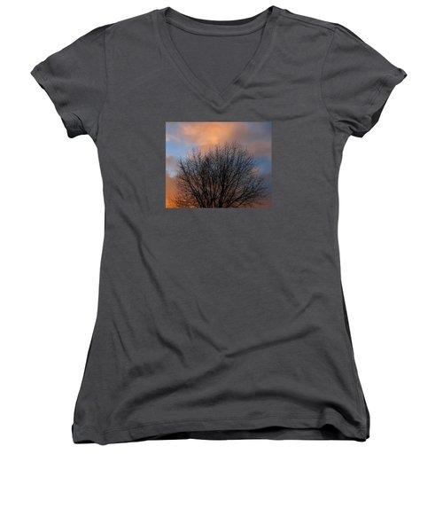 Sounds Women's V-Neck T-Shirt