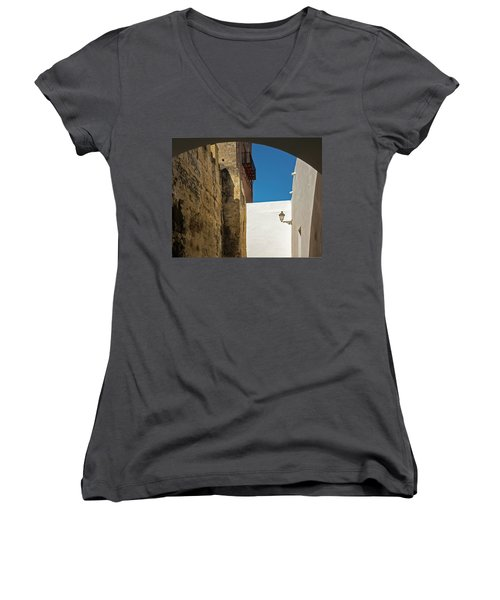 Spanish Street Women's V-Neck