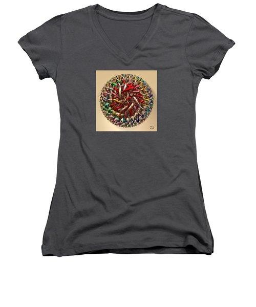Spawn Women's V-Neck T-Shirt