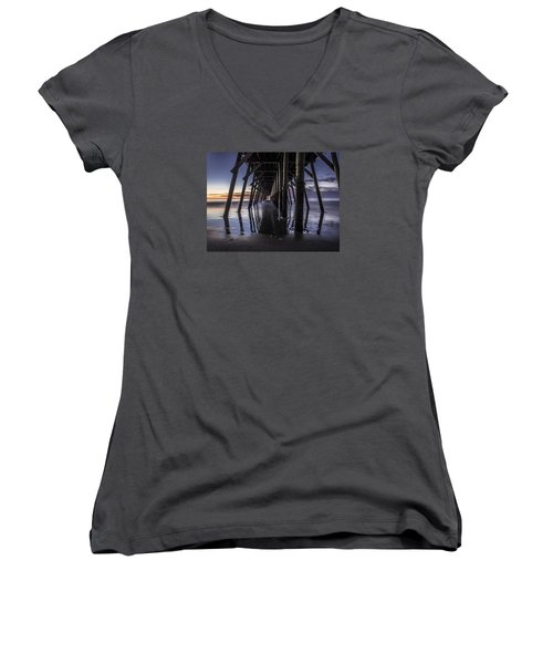 Special Moments Women's V-Neck (Athletic Fit)