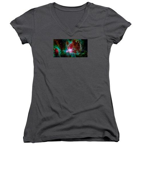 Spitzer's Orion Women's V-Neck T-Shirt