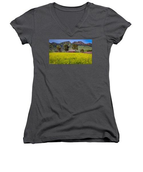 Spring Barn Women's V-Neck