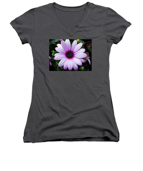 Spring Flower Women's V-Neck T-Shirt
