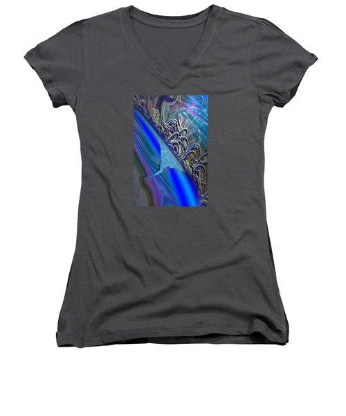 Sprinters Awl Women's V-Neck T-Shirt