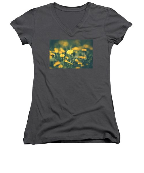 Stand Out Women's V-Neck