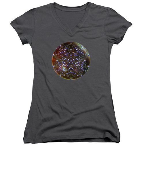 Star Women's V-Neck T-Shirt