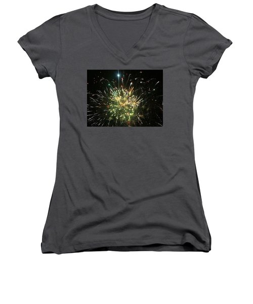 Big Bang Women's V-Neck (Athletic Fit)