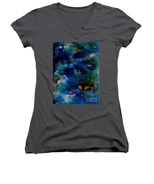 Stella Insula Women's V-Neck T-Shirt