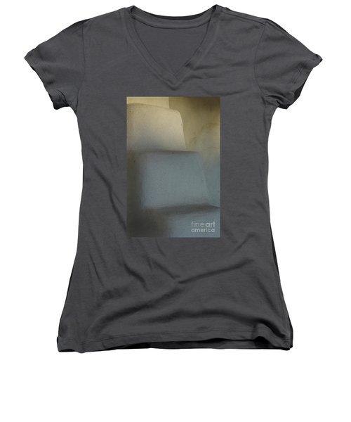 Step Up Women's V-Neck T-Shirt