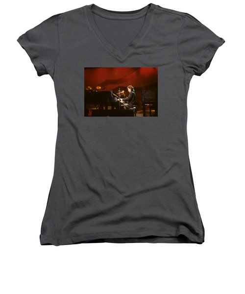 Steve Winwood Women's V-Neck