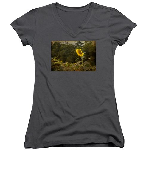 Still Standing Women's V-Neck
