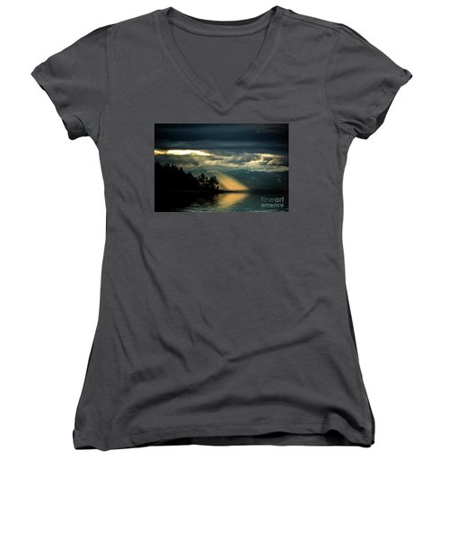 Storm 2 Women's V-Neck T-Shirt