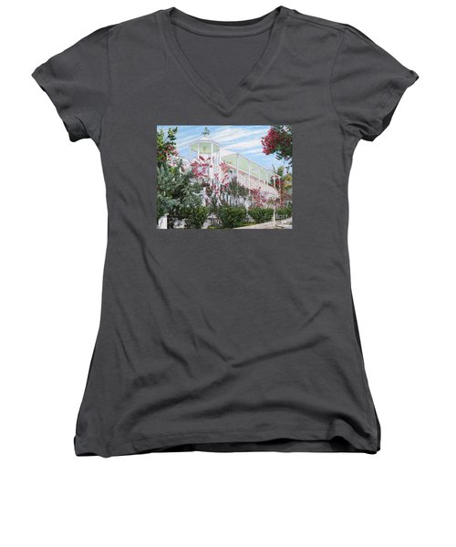 Strawberry House Women's V-Neck