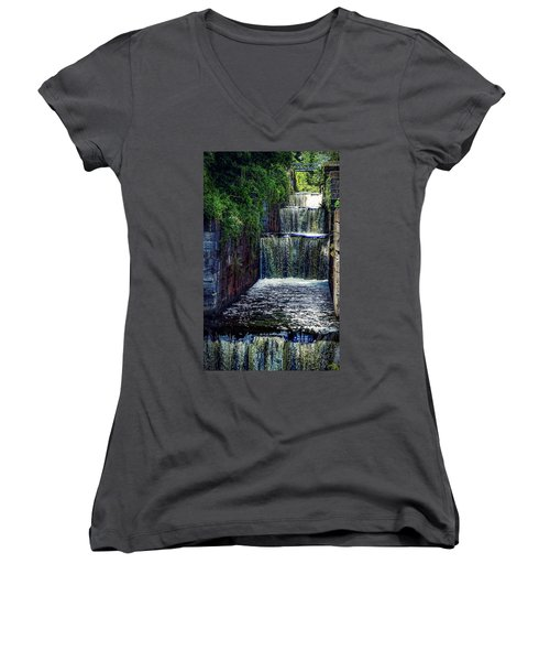Summer At The Five Combines Women's V-Neck