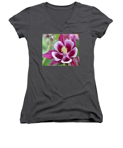 Summer Flower-2 Women's V-Neck