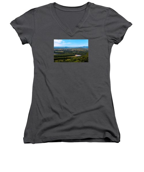 Summit House View Women's V-Neck