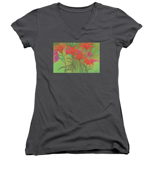 Sun Dance Women's V-Neck