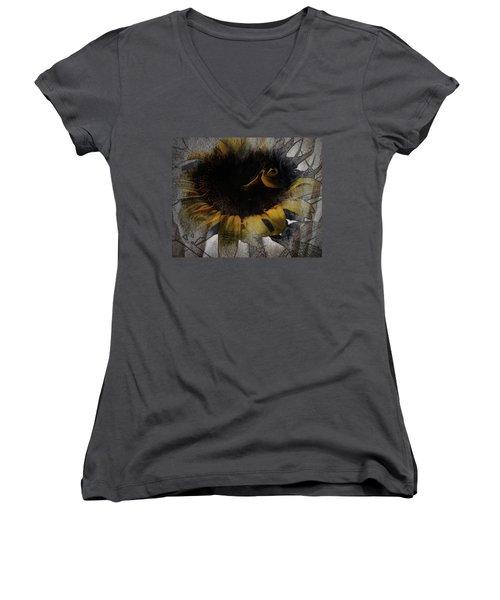 Sunflower Canvas Women's V-Neck