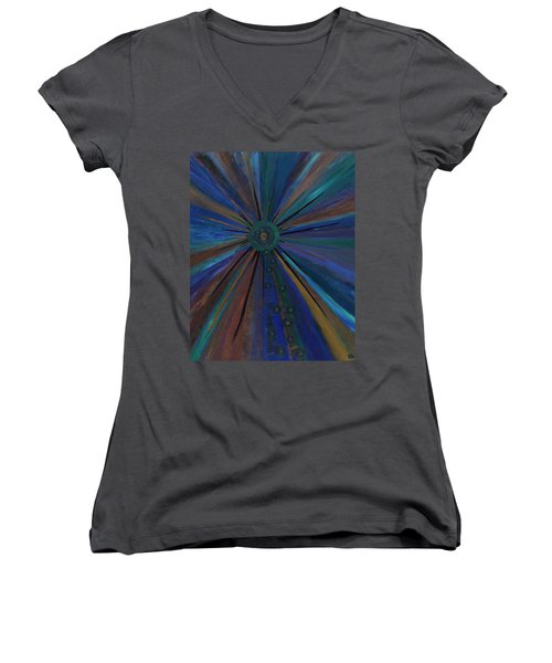 Surprise Women's V-Neck