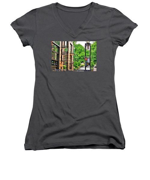 Sw Broadway Women's V-Neck (Athletic Fit)