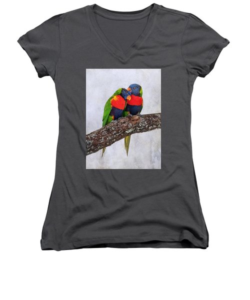Sweet Pair Women's V-Neck (Athletic Fit)