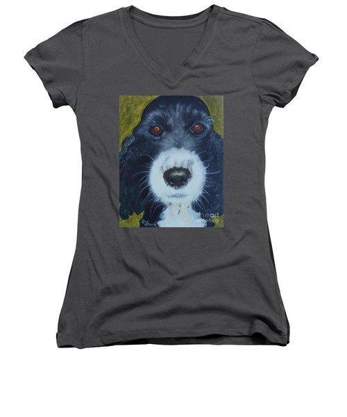 Sweet Simon Women's V-Neck T-Shirt