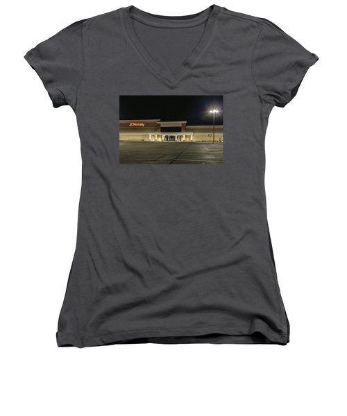 Tc-2 Women's V-Neck (Athletic Fit)