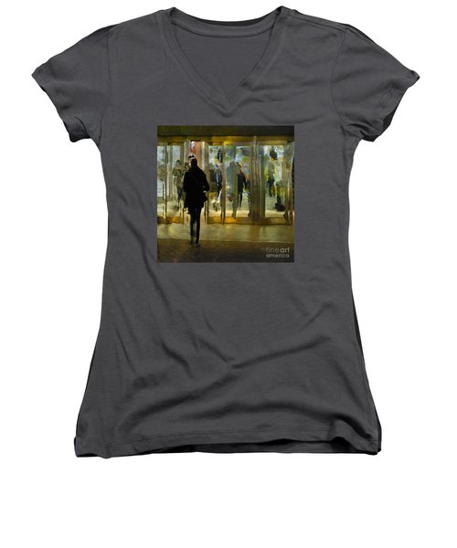 Temptation Women's V-Neck T-Shirt