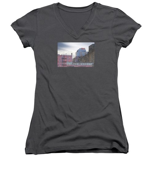 Teweles Seed Co Women's V-Neck T-Shirt