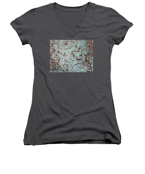 Texture No. 5-1 Women's V-Neck (Athletic Fit)
