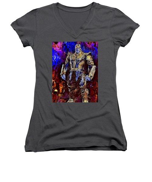 Thanos Women's V-Neck
