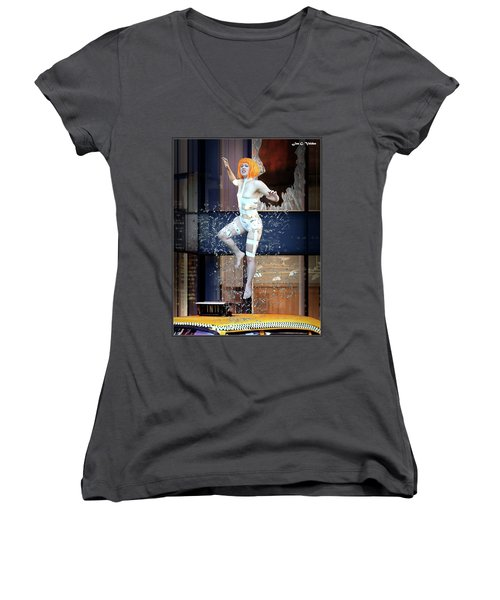 The 5th Element Women's V-Neck