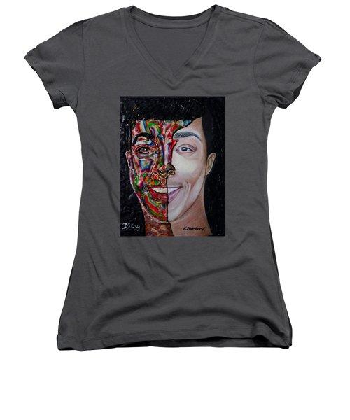 The Artist Within Women's V-Neck