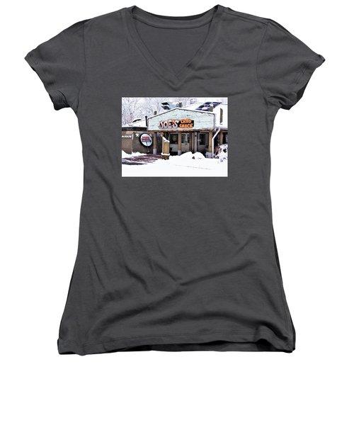 The Bestest Funest Women's V-Neck T-Shirt