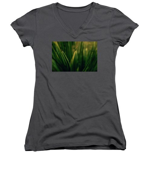 The Blade Women's V-Neck