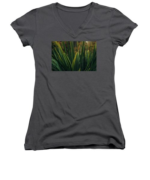 The Blade II Women's V-Neck