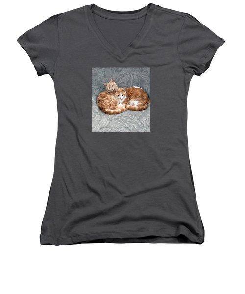 The Boys Women's V-Neck T-Shirt