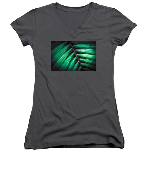 The Brush Strokes Women's V-Neck
