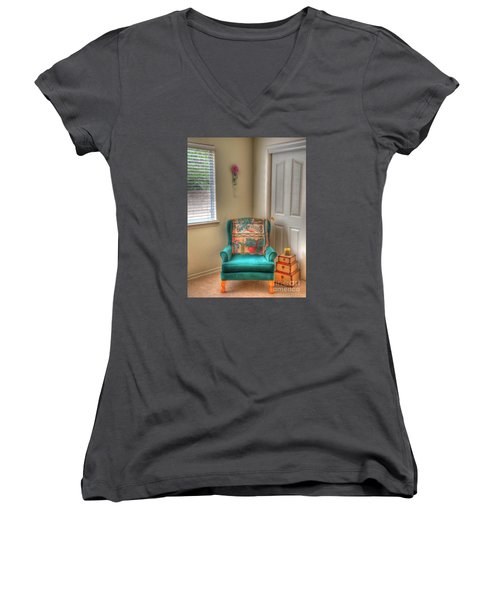 The Chair Women's V-Neck