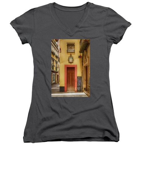 The Door Women's V-Neck