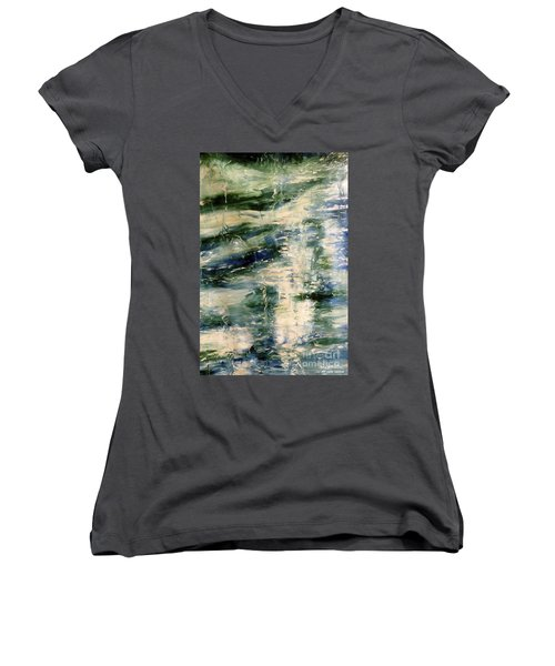 The Elements Water #5 Women's V-Neck