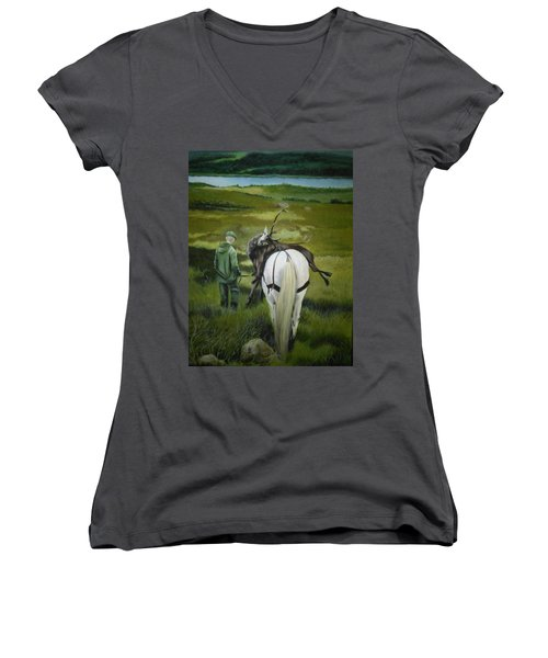 The Gamekeeper Women's V-Neck