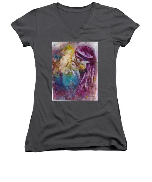 The Good Shepherd Women's V-Neck