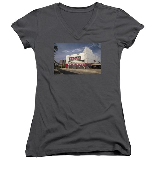 The Joe Wide Shot  Women's V-Neck