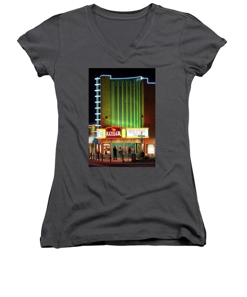 The Kessler V2 091516 Women's V-Neck