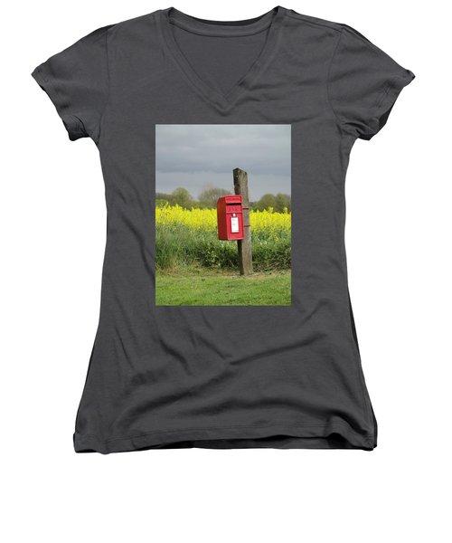 The Last Post Women's V-Neck T-Shirt
