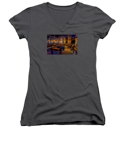 The Lounge Women's V-Neck T-Shirt